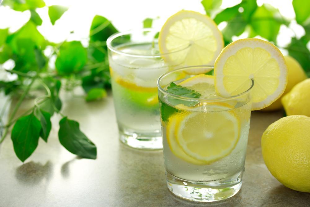 вода с лимоном польза или вред