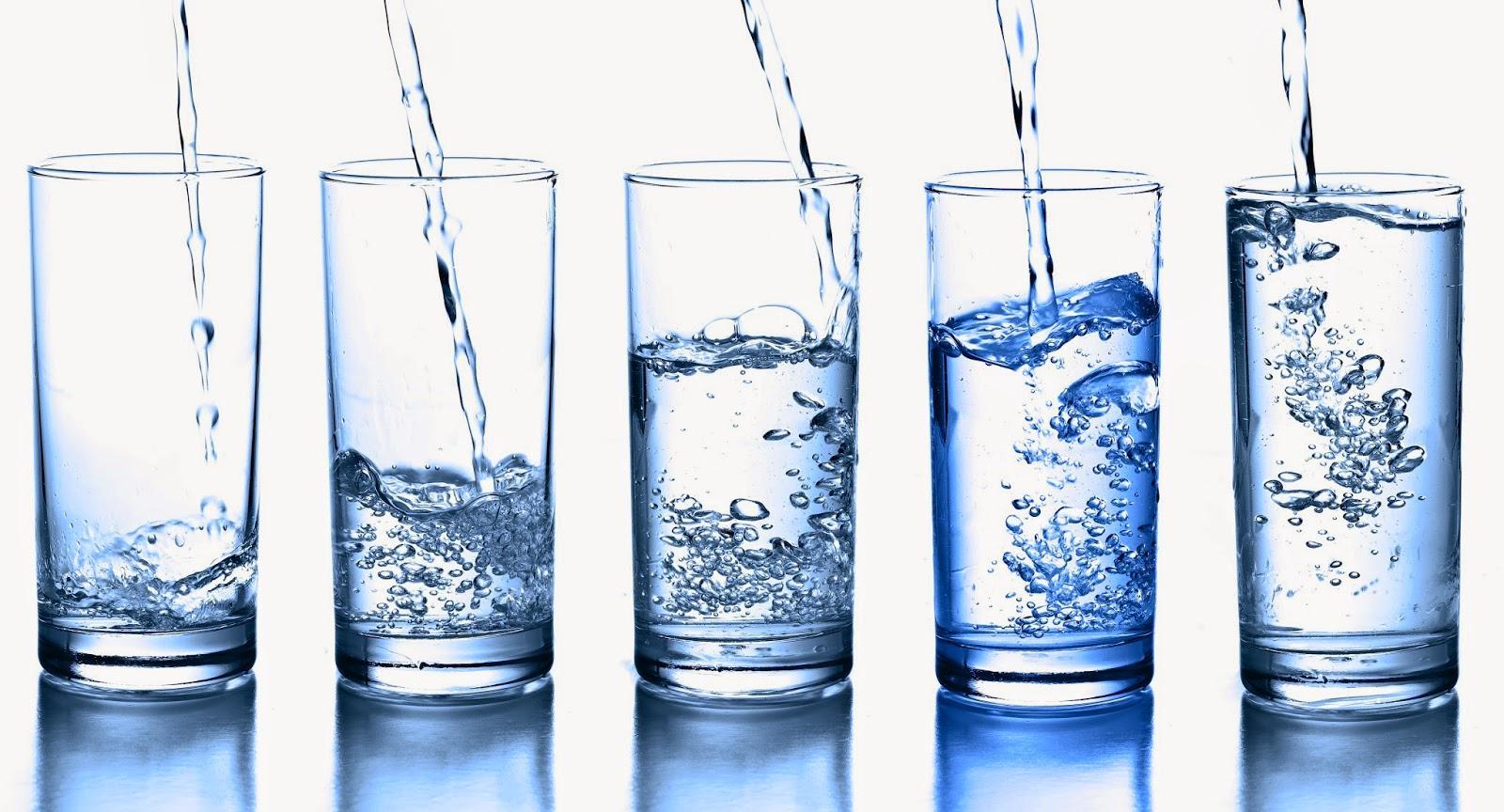 какую воду нужно пить утром