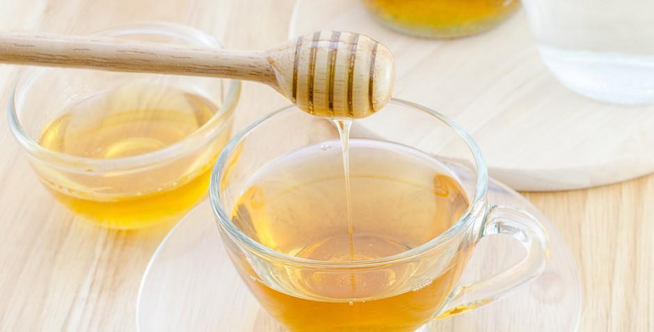 Мед натощак с водой похудение отзывы фото